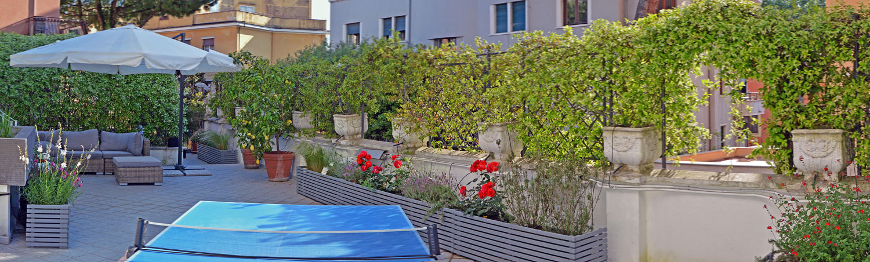 Un grande terrazzo sempre al sole   Fabio Masotta