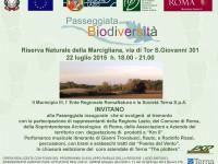 Passeggiata della Biodiversità nella Riserva Naturale della Marcigliana
